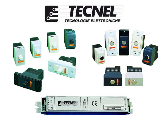 tecnel dimmers