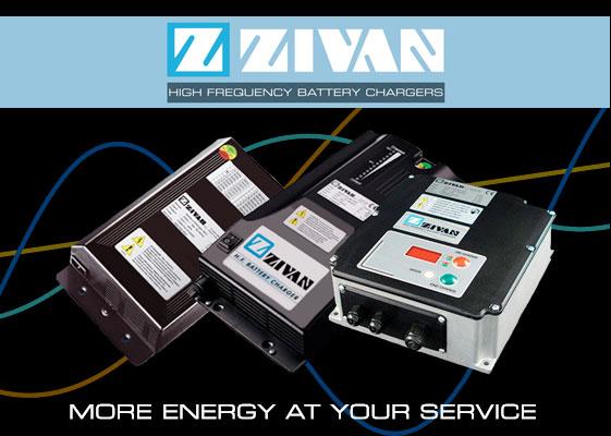 ZIVAN φορτιστές μπαταριών, battery chargers, NG1, NG3, NG5, high frequency, αυτόματοι, κατάλληλοι για ναυτιλιακή και βιομηχανική χρήση...