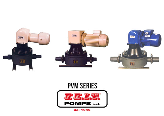 feit pvm diaphragm pumps