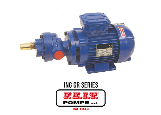 marine gear pumps diesel pumps
