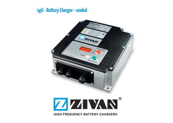 sg6 battery charger