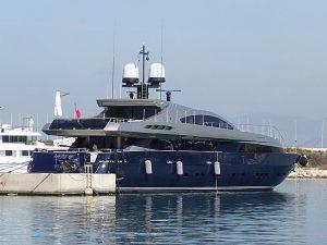 baglietto-lucky me yacht academy-electronaval