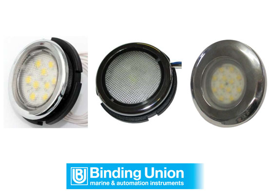 binding union spotlights led