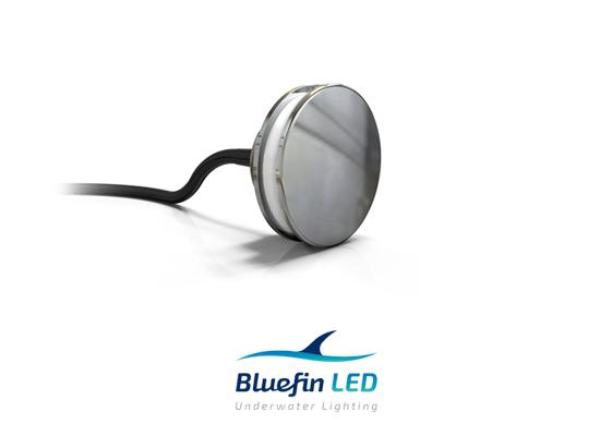 bluefinled marine led steplights inox