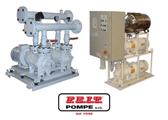feit marine water pressure systems