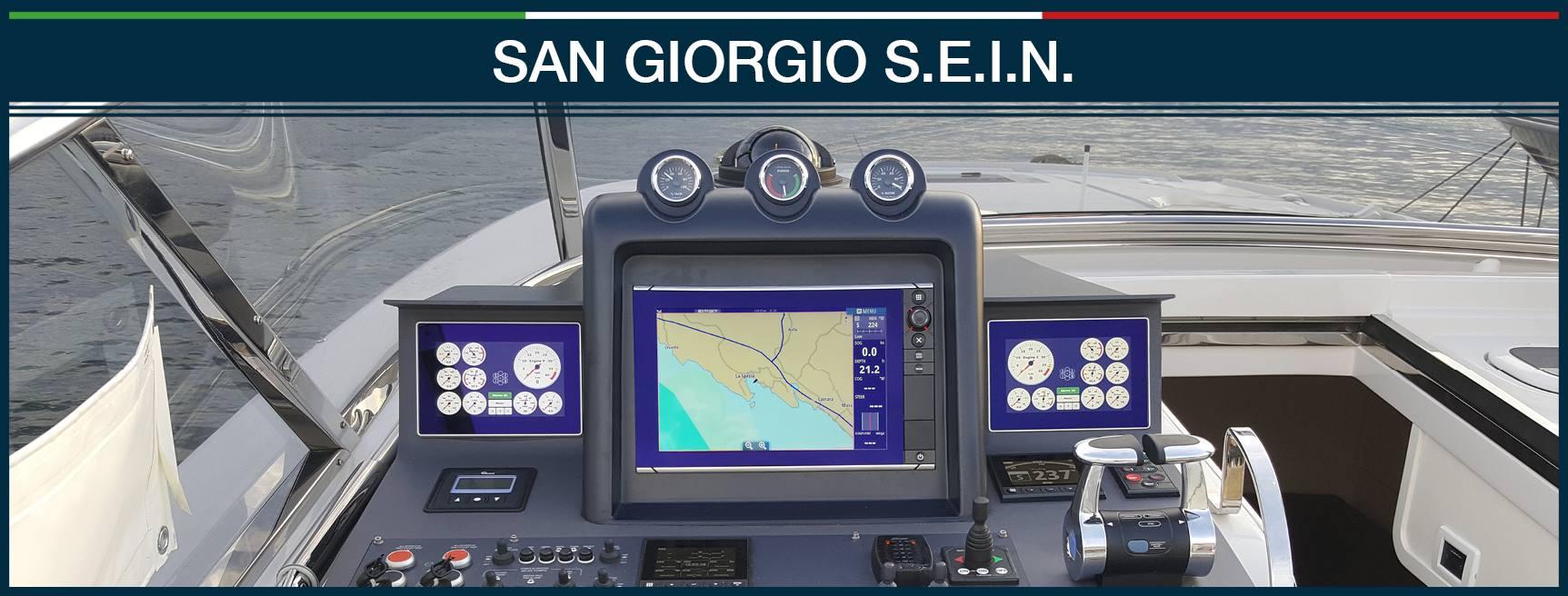 marine control panels