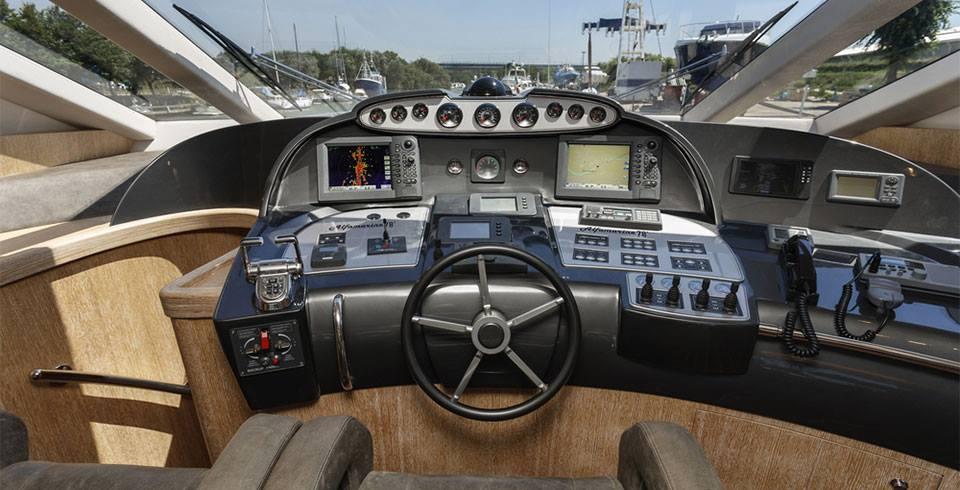 yacht instruments