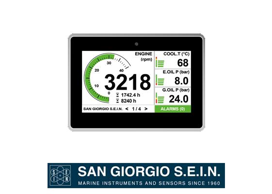 san giorgio UNS10192 engine panel
