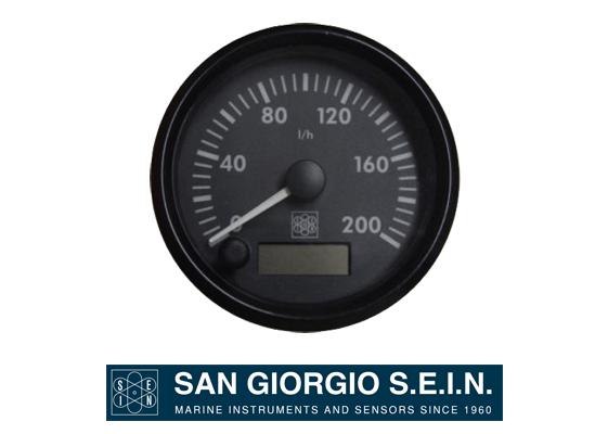 marine consumption meter