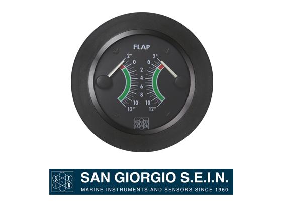 san giorgio flaps indicator