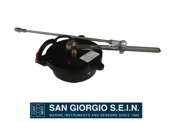 san giorgio marine rudder indicator sensors