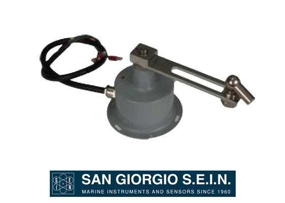 marine rudder indicator sensors