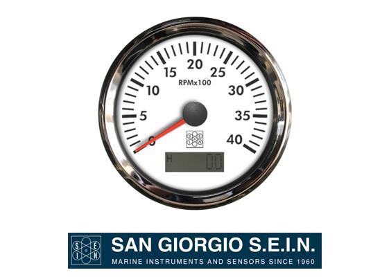 san giorgio marine tachometers